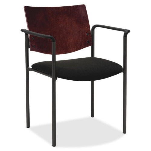 Lorell Guest Chair with Arms ; UPC: 035255890595