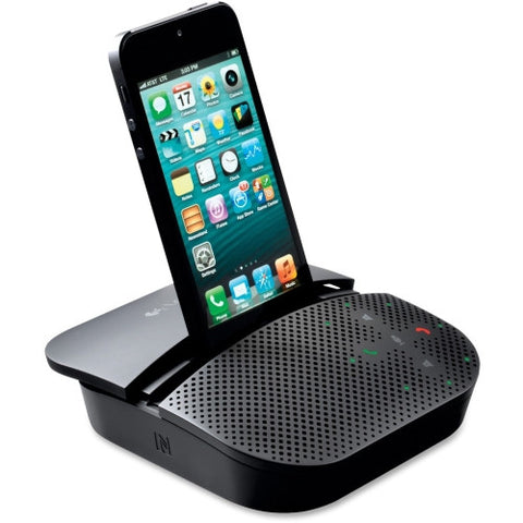 Mobile Speakerphone P710E ; Black ; (UPC: 097855101143)