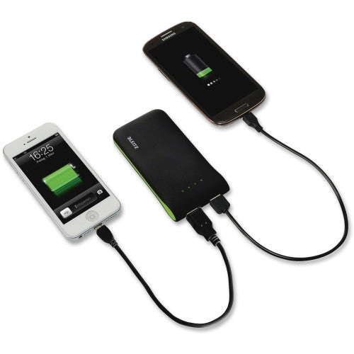 Leitz Portable USB Charger LTZ653002 ; View 1 : (UPC: 078787653023)