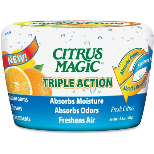 Citrus Magic Triple Action ; (087052724542)