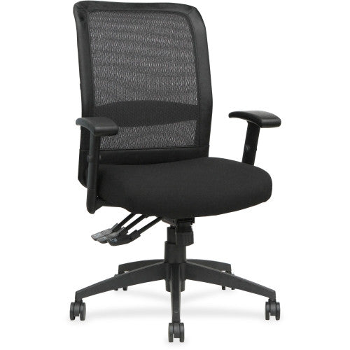 Lorell Executive High-Back Mesh Multifunction Chair ; UPC: 035255621052