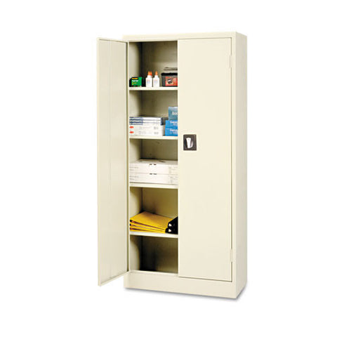 Alera Space Saver Assembled Storage Cabinet ALECM6615PY,  (UPC:042167866303)