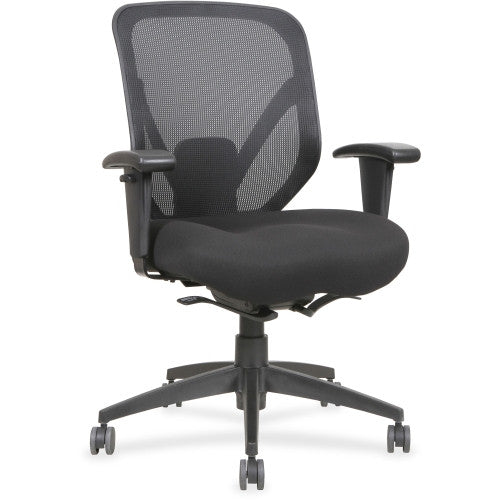 Lorell Self-tilt Mid-back Chair ; UPC: 035255200172