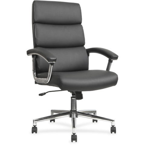 Lorell Leather High-back Chair ; UPC: 035255200189