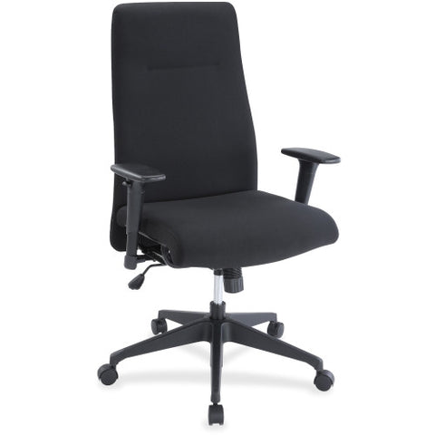 Lorell Synchro-tilt High-back Suspension Chair ; UPC: 035255348539