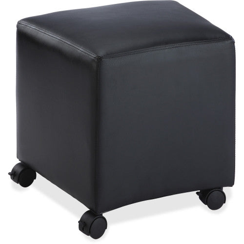 Lorell Cube Leather Mobile Seat ; UPC: 035255448505