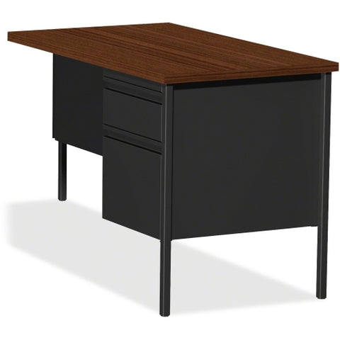 Lorell Fortress Series Right Pedestal Desk Return LLR60921