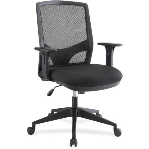 Lorell Executive Mesh Fabric Swivel Chair ; UPC: 352556693220