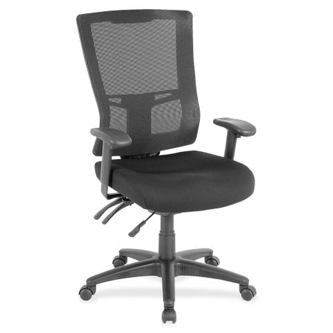 Lorell High-Back Mesh Chair ; UPC: 035255855617