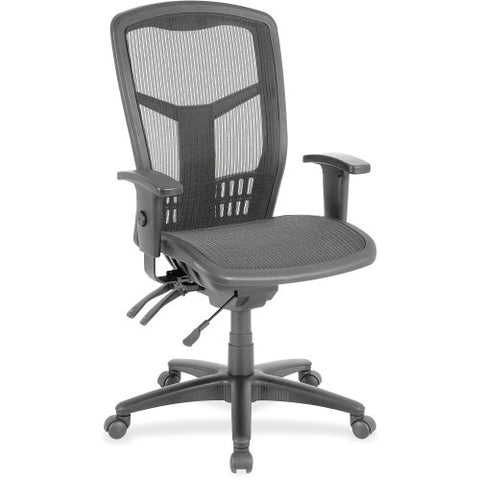 Lorell Executive Mesh High-Back Chair ; UPC: 035255869058