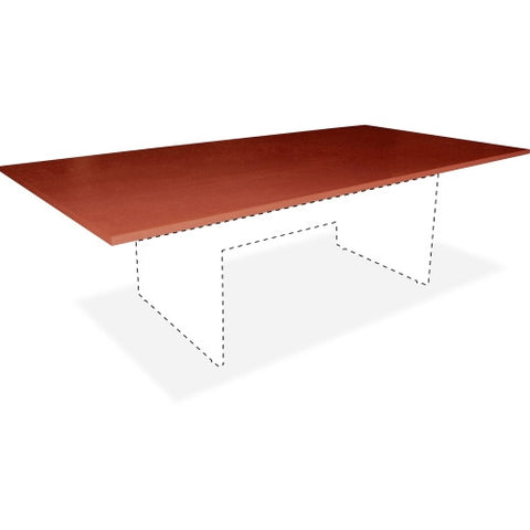 Lorell Essentials Series Cherry Conference Table ; UPC: 035255873741