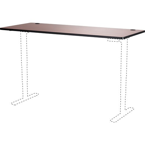 "Safco Products 72 x 24"" Top for Height-Adjustable Table 1891CY(Image 1)"