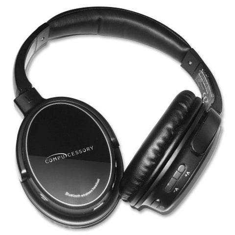 Compucessory  Bluetooth Headphones with Microphone ; (794192282879)