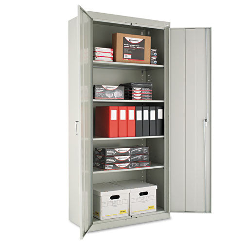 Alera Heavy Duty Welded Storage Cabinet ALECM7818LG,  (UPC:042167881078)