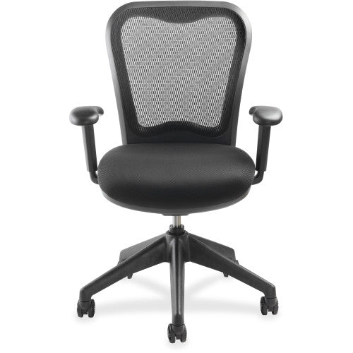 Lorell Mesh-back Task Chair with Swivel Tilt ; UPC: 035255259804