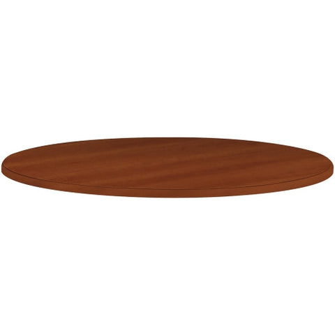 HON Cylinder Base Round Tabletop Table HON107242CO, Green (UPC:035349247588)