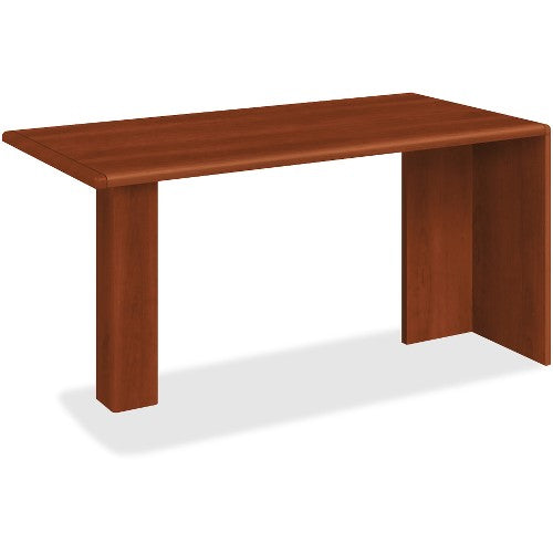 HON 10700 Series Peninsula Desk with End Panel HON10726CO ; UPC: 035349234052