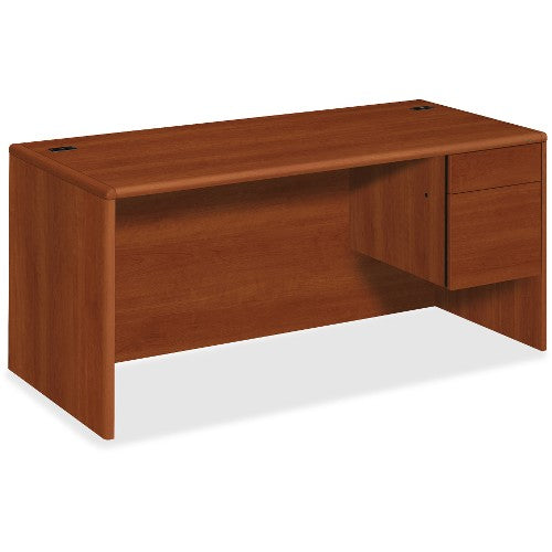 HON 10700 Series Right Pedestal Desk HON10783RCO ; UPC: 035349238760