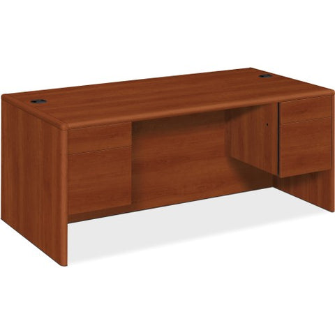 HON 10700 Series Double Pedestal Desk HON10791CO ; UPC: 035349243184
