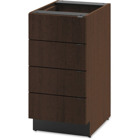 HON Modular Single Base Cabinet HONHPBC4D18MO, Brown (UPC:035349246376)