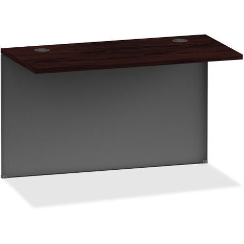 Lorell Mahogany/Charcoal Bridge ; UPC: 035255971256