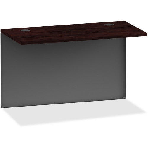 Lorell Mahogany/Charcoal Bridge ; UPC: 035255971270