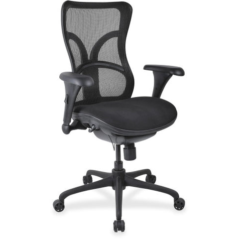 Lorell High-back Fabric Seat Chairs ; UPC: 035255209793