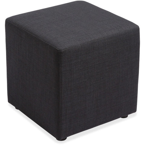 Lorell Fabric Cube Chair ; UPC: 035255358552