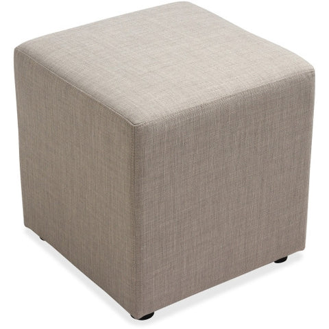 Lorell Fabric Cube Chair ; UPC: 035255358569