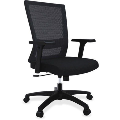 Lorell Mesh Mid-back Swivel Chair ; UPC: 035255548519