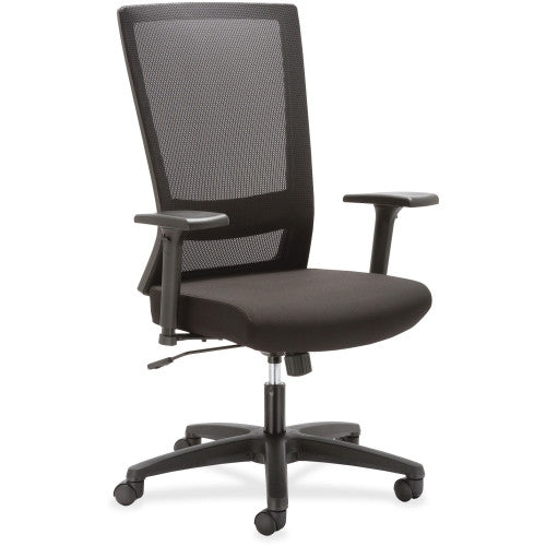 Lorell Mesh High-back Swivel Chair ; UPC: 035255548533