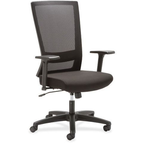 Lorell Mesh High Back Swivel Chair ; UPC: 035255548533