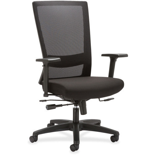 Lorell Mesh High-back Seat Slide Chair ; UPC: 035255548540