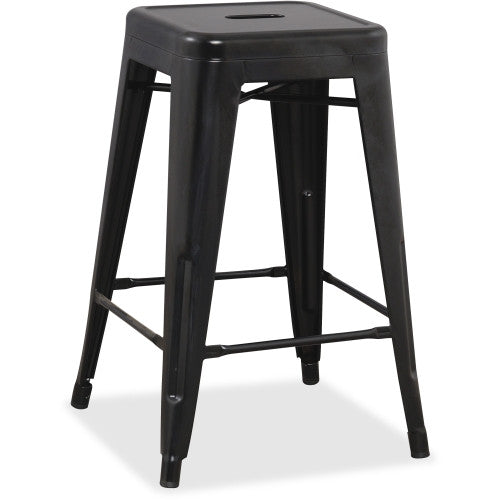 Lorell Metal Stool ; UPC: 035255595223