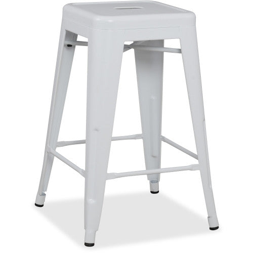 Lorell Metal Stool ; UPC: 035255595230