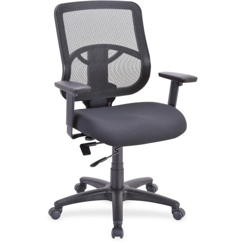 Lorell Managerial Mid-back Chair ; UPC: 035255595599