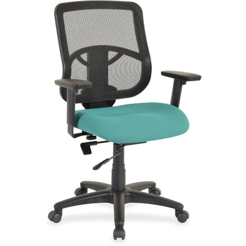 Lorell Managerial Mid-back Chair ; UPC: 035255595605