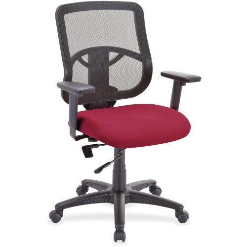 Lorell Managerial Mid-back Chair ; UPC: 035255595612