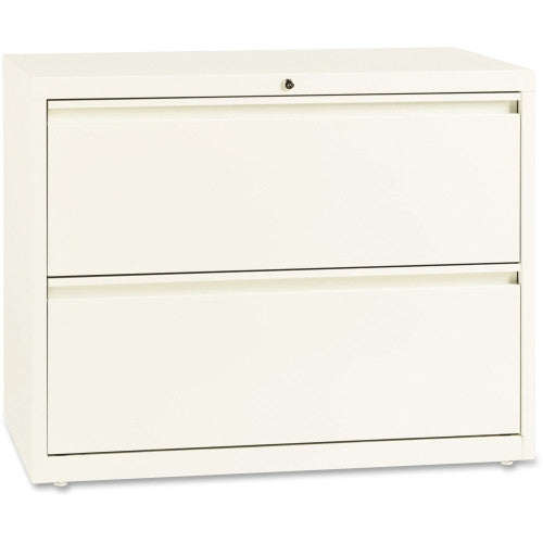 "Lorell 36"" Lateral File LLR22951, White (UPC:035255229517)"