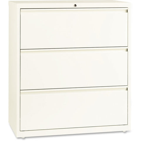 "Lorell 36"" Lateral File LLR22952, White (UPC:035255229524)"