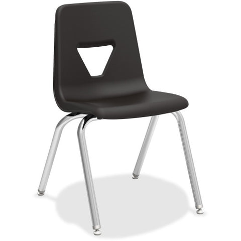 "Lorell 18"" Seat-height Stacking Student Chair ; UPC: 035255998918"
