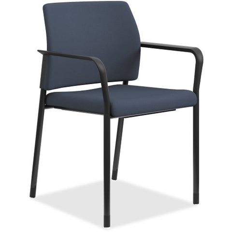HON Accommodate Guest Chair ; Color: Cerulean; UPC: 020459242585