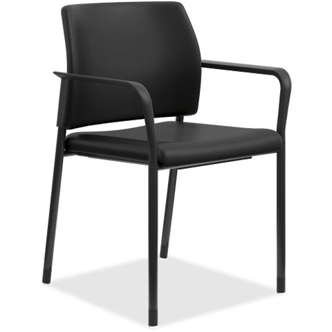 HON Accommodate Guest Chair ; Color: Black; UPC: 020459245500
