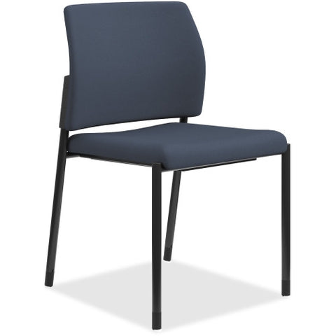 HON Accommodate Guest Chair ; Color: Cerulean; UPC: 020459219075