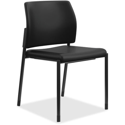 HON Accommodate Guest Chair ; Color: Black; UPC: 020459232043