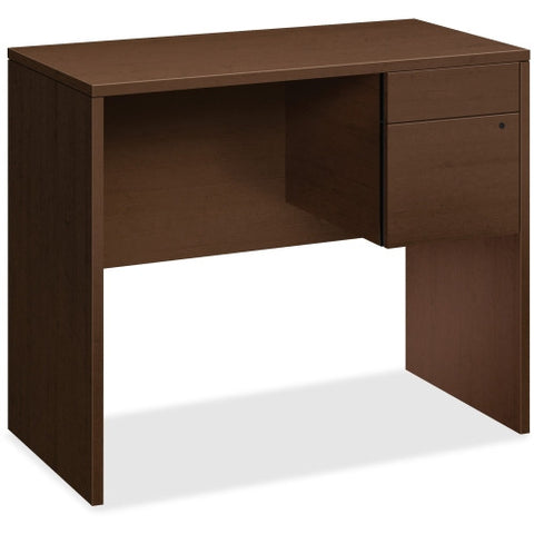 HON 10500 Series Hanging Pedestal File in Mocha Finish ; UPC: 752856799873
