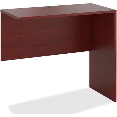 HON 10500 Series Standing Height Return in Mahogany