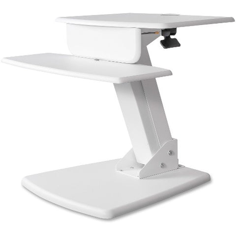 Kantek Desktop Sit-to-Stand Computer Workstation KTKSTS810W ; UPC: 750333658149