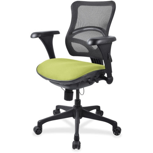 Lorell Mid-back Fabric Seat Chair ; UPC: 035255557269