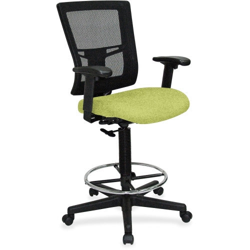 Lorell Mesh Back Drafting Stool ; UPC: 035255557429